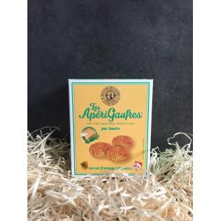 Aperigaufres saveur fromage ciboulette 85g