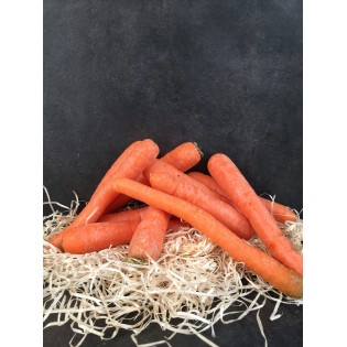Bio carottes nouvelles lavees 1kg region