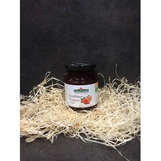 Bio confiture fraises 325g