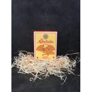 Aperisablés saveur mimolette et fines herbes 85g