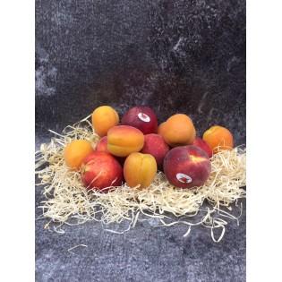 Mélange pêche/nectarine/abricot 1.5Kg